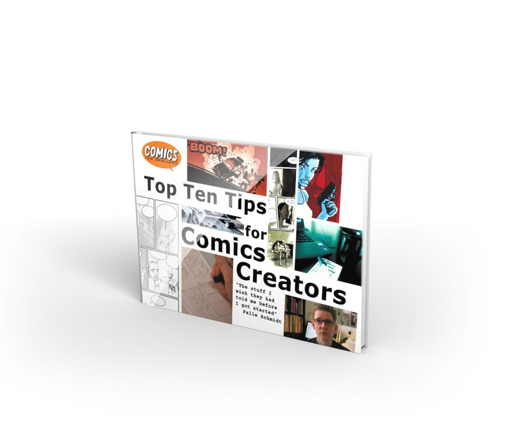 The Comic Creators eBook