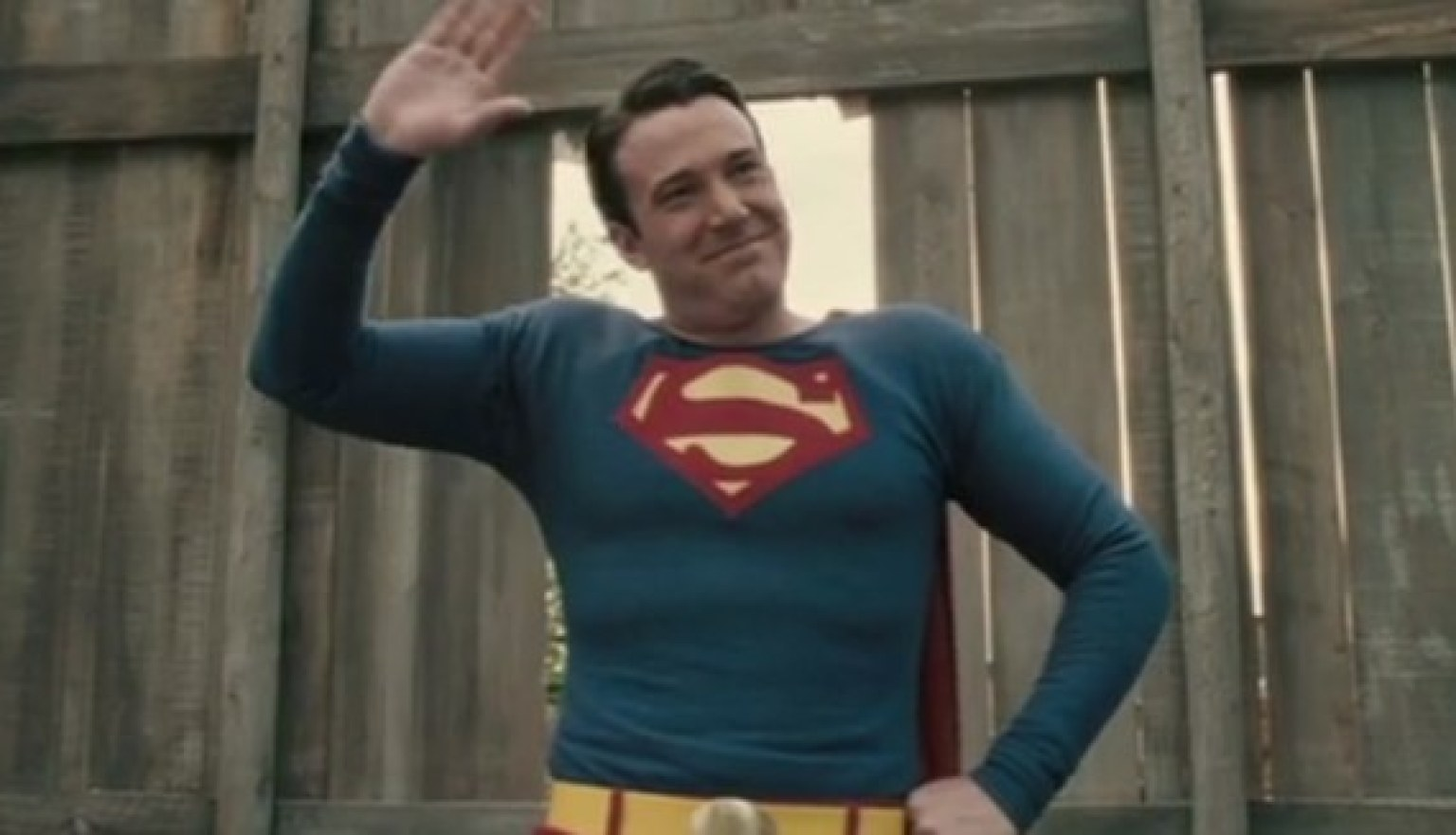 ben affleck as superman comics for beginners