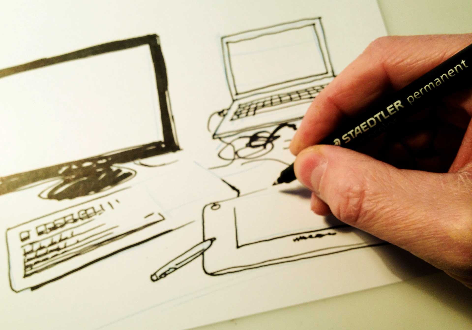 Digital Vs Drawing On Paper Comics For Beginners
