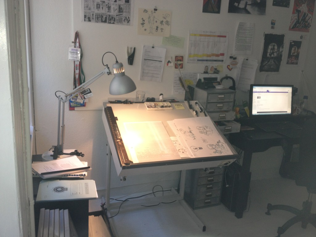 How To Choose The Right Drawing Table Comics For Beginners