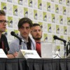 Left to right; Palle Schmidt, Chris Miskiwicz, Bryce Carlson, Vanesa R. Del Rey. Image courtesy of Bleeding Cool.
